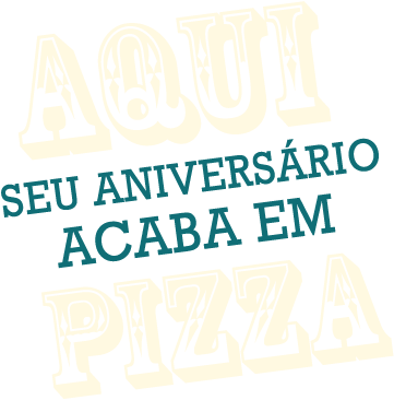 Villagio Pizza & Chopp: Aqui seu aniversário acaba em pizza!
